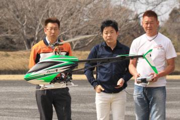 フタバ CGY760R受信機・ガバナー内蔵ヘリ用3軸ジャイロ