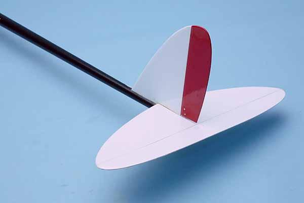 PILOT ジャスミン デラックス 11304フィルム貼り完成機 電動グライダー(モーター、ペラ、スピンナー付属)