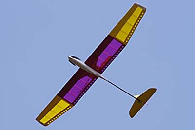 PILOT シトロン2 赤 ベーシック 小型電動グライダー 11309 (1.13m)