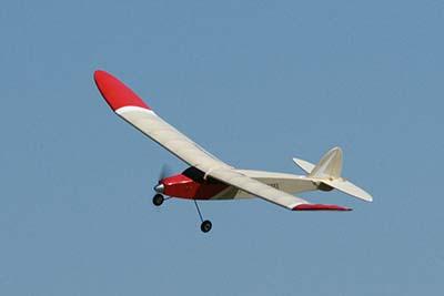 PILOT オリンピア電動練習機(半生地完成) 12154