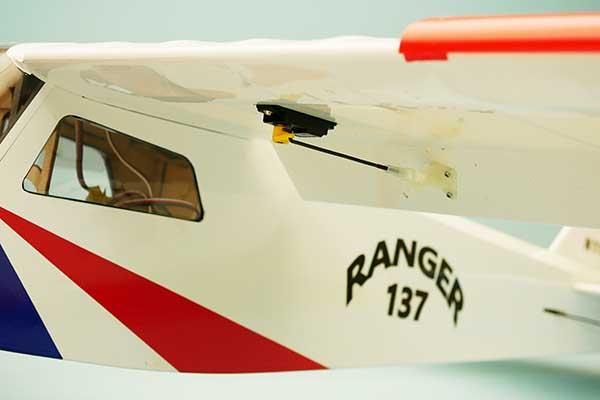 PILOT レインジャー137 フィルム貼り完成ARF機 11301