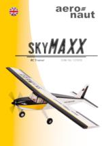 AN スカイマックス バルサキット (137000) SkyMAXX取扱説明書ダウンロード