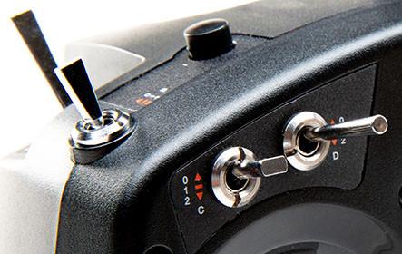 HORIZON HOBBY リアルフライト用送信機型USBコントローラ単体 InterLink DX Simulator Controller