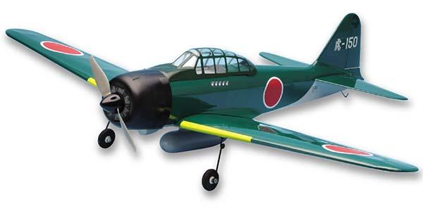 PILOT 電動ゼロ戦 バルサキット 12143  ZERO E Type22