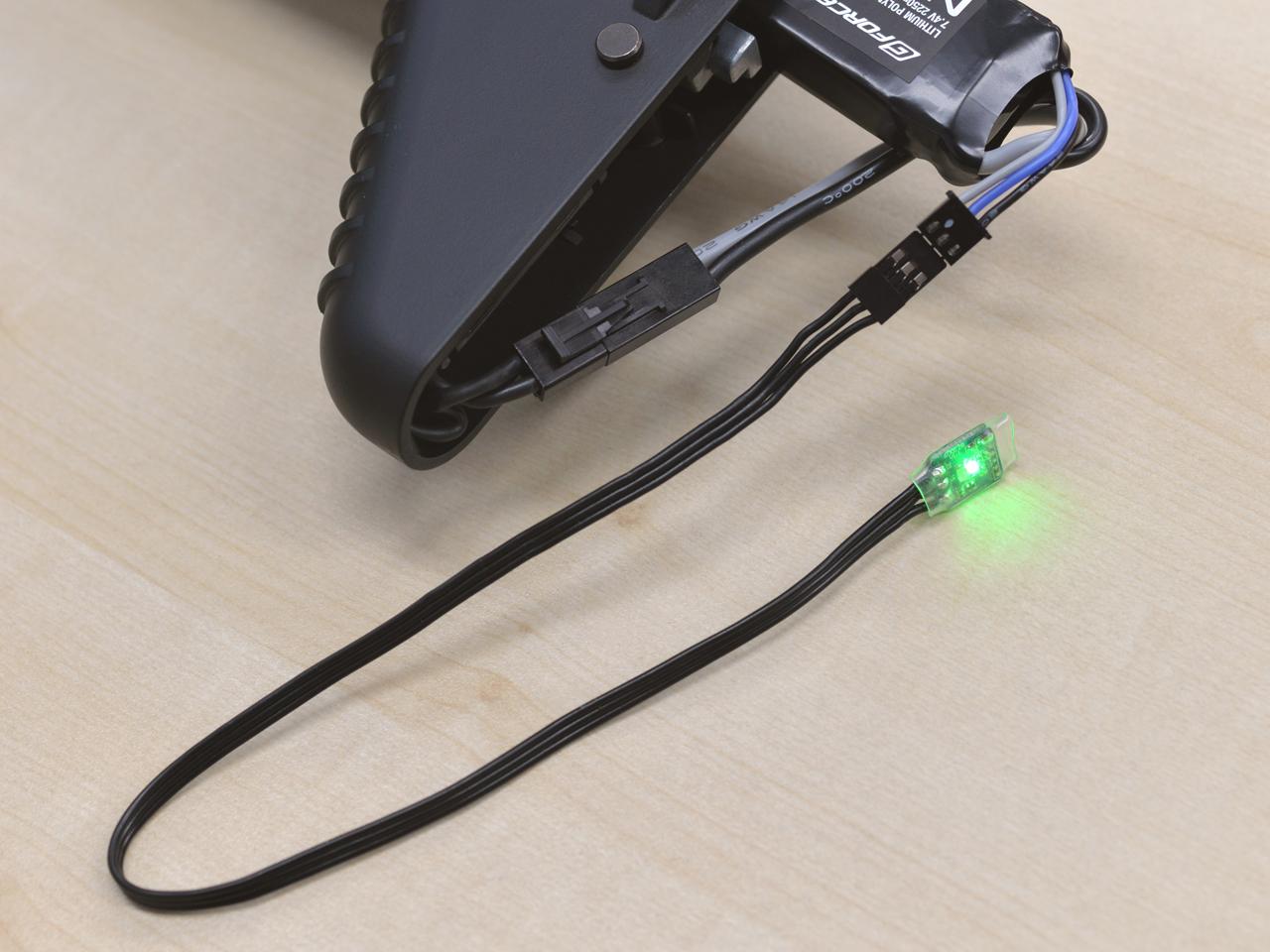LiPo Warning LED  G0289