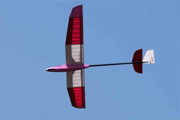 PILOT サフラン3 小型モーターグライダー バルサキット 12168
