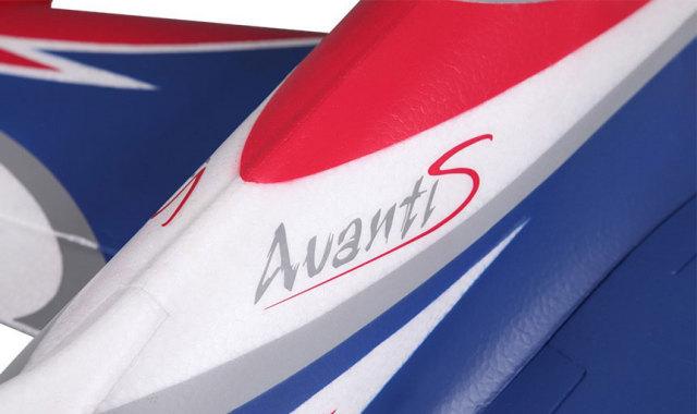 Mini Avanti S EDF 70mm 4S (ミニアヴァンティS EDF 70mm 4S ブルー)