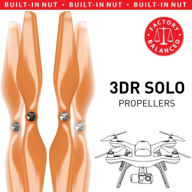 Master Airscrew 3DR Solo用プロペラ