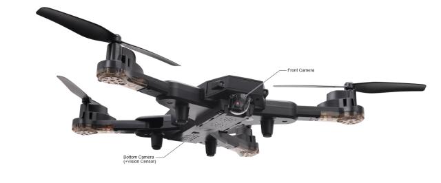 G-FORCE グランフロー クアッドコプター