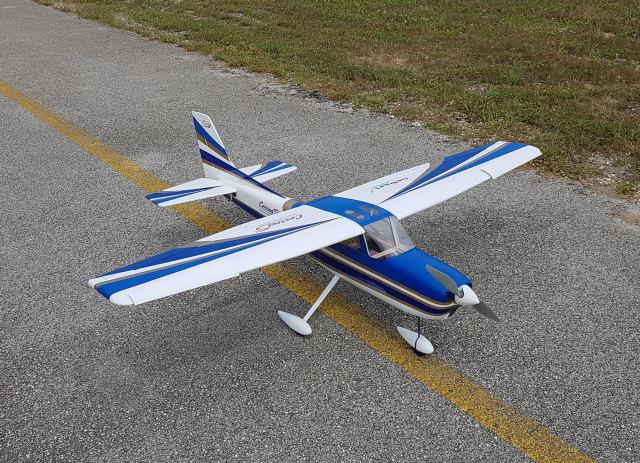 セスナS 30-50E セミスケールトレーナー機 (Cessna S30-50E)