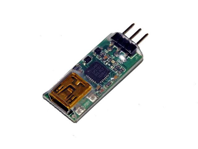 HTIRC BLHeli USBリンク