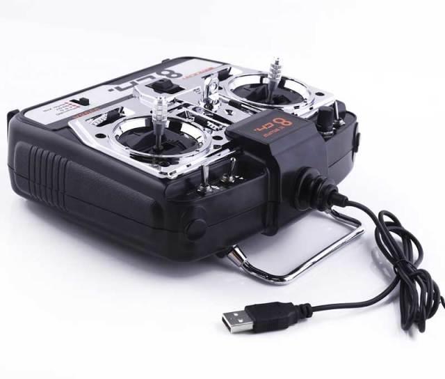 ラジコンシミュレータ(リアルフライト)用送信機型コントローラー