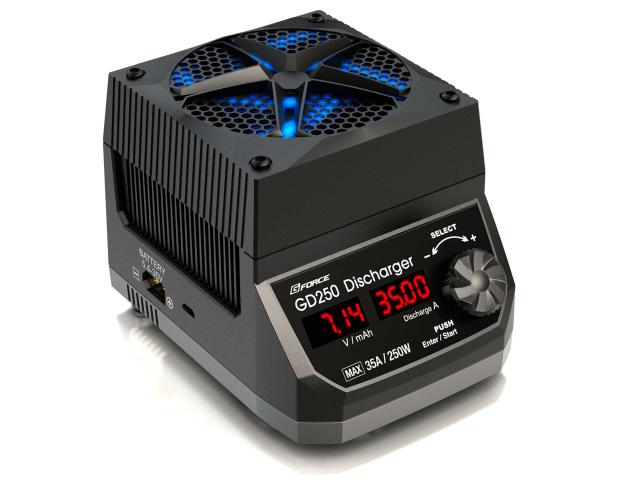 G-FORCE 250W/35A 放電器 GD250 Discharger G0317
