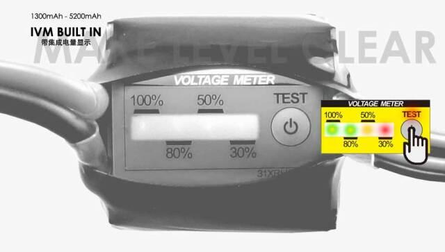 DUALSKY リポバッテリー 22.2V5200mAh 25C (XP52006ECO)