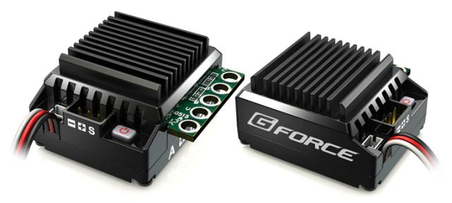 G-FORCE TS 90A Plus ESC(スピードコントローラー) G0191